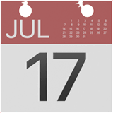 Calendario en Apple macOS y iOS iPhones