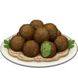 Falafel su Apple macOS e iOS iPhones