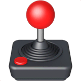 Joystick sur Apple macOS et iOS iPhones