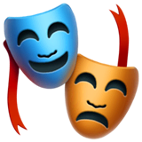 Performing Arts Emoji on Apple macOS and iOS iPhones