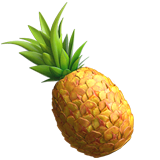 Ananas su Apple macOS e iOS iPhones