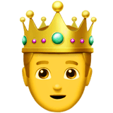 Prince Emoji on Apple macOS and iOS iPhones