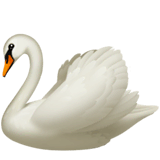 Swan Emoji on Apple macOS and iOS iPhones