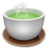 Teacup Without Handle Emoji on Apple macOS and iOS iPhones