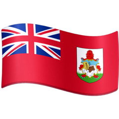Flag: Bermuda Emoji on Facebook