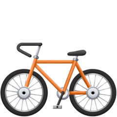 Bicycle Emoji on Facebook