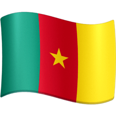 Flag: Cameroon Emoji on Facebook