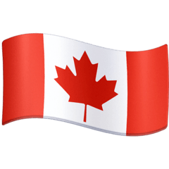 Flag: Canada Emoji on Facebook