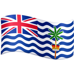 Flag: Diego Garcia Emoji on Facebook