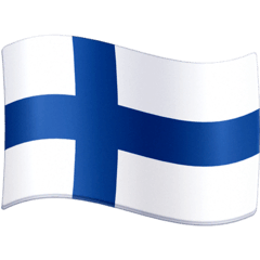 Flag: Finland Emoji on Facebook