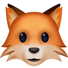 Fox Emoji on Facebook