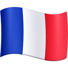 Flag: France Emoji on Facebook