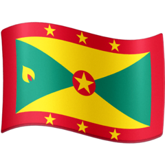 Flag: Grenada Emoji on Facebook