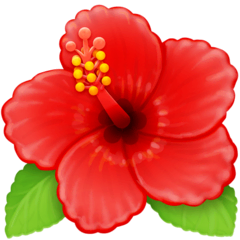 Hibisco Emoji Facebook
