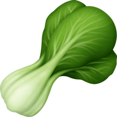 🥬 Leafy Green Emoji — Copy & Paste, Meaning, Fun Facts