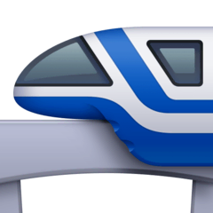 Monorail Émoji Facebook