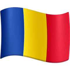 Flag: Romania Emoji on Facebook