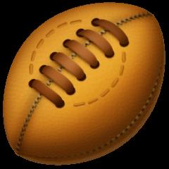 Palla da rugby Emoji Facebook