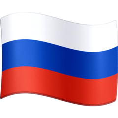 Flag: Russia Emoji on Facebook