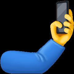 Selfie Emoji on Facebook