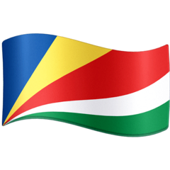 Flag: Seychelles Emoji on Facebook