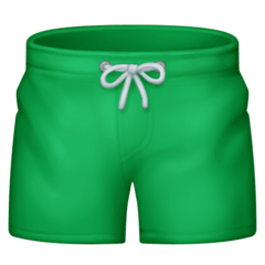 Shorts Emoji on Facebook