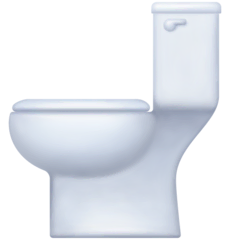 Toilet Emoji on Facebook
