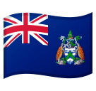 Flag: Ascension Island Emoji on Google Android and Chromebooks
