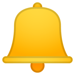 Bell Emoji on Google Android and Chromebooks