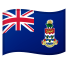 Flag: Cayman Islands Emoji on Google Android and Chromebooks