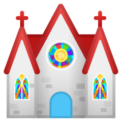 Église Émoji Google Android, Chromebook