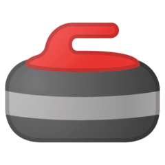 Piedra de curling Emoji Google Android, Chromebook