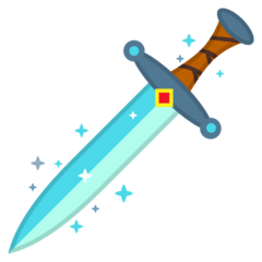 Dagger Emoji on Google Android and Chromebooks