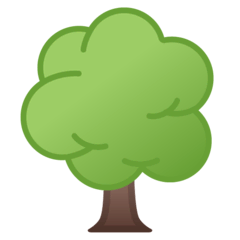 Arbre Émoji Google Android, Chromebook