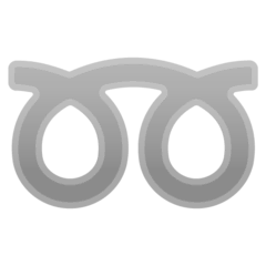 Double Curly Loop Emoji on Google Android and Chromebooks