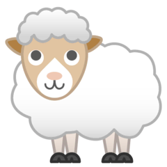 Ewe Emoji on Google Android and Chromebooks