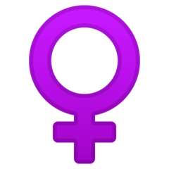Female Sign Emoji on Google Android and Chromebooks