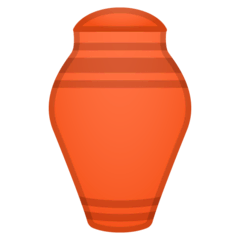 Funeral Urn Emoji on Google Android and Chromebooks