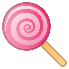 Lollipop Emoji on Google Android and Chromebooks