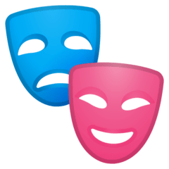 Performing Arts Emoji on Google Android and Chromebooks