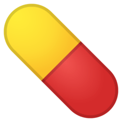 Pill Emoji on Google Android and Chromebooks