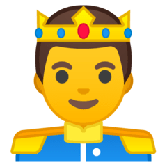 Prince Emoji on Google Android and Chromebooks
