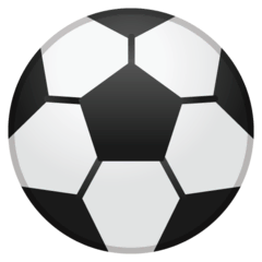 Ballon de foot Émoji Google Android, Chromebook