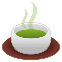 Teacup Without Handle Emoji on Google Android and Chromebooks