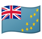 Flag: Tuvalu Emoji on Google Android and Chromebooks