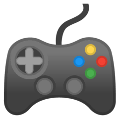 Video Game Emoji on Google Android and Chromebooks