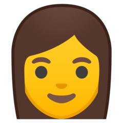 Mulher Emoji Google Android, Chromebook