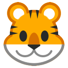 Tiger Face Emoji on HTC Phones