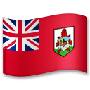 Flag: Bermuda Emoji on LG Phones