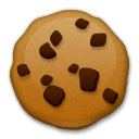 Cookie Emoji on LG Phones